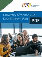 Development_Plan_2020_University_of_Vienna