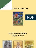 Presentación Edad Media