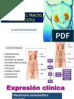 INFECCIÓN DEL TRACTO URINARIO (ITU)