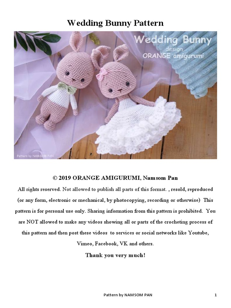 Amigurumi Bowtie Teddy Bear Free Crochet Pattern - Amigurumi Free ... | 1024x768