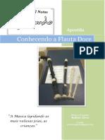 APOSTILA - Conhecendo a Flauta Doce