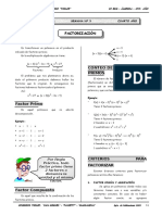 II BIM - 4to. Año - ALG - Guía 3 - Factorización.doc