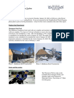 Watertown City Manager's Status & Info Report Jan. 17, 2020
