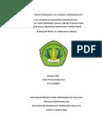 LP CHOLELITHIASIS FIX