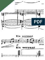 sonata per violino e pianoforte - debussy