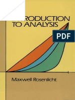 Maxwell Rosenlicht - Introduction to Analysis  -Courier Dover Publications (1986).pdf
