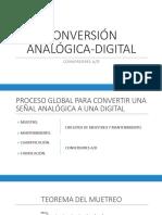 Tema4 - CONVERSIÓN ANALÓGICA-DIGITAL - Mauro