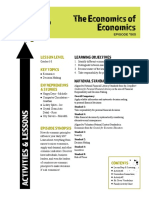 Acitivity sheet economics