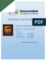 Caso Harvard UPS
