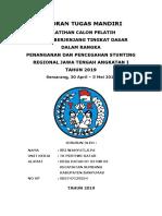Laporan Tugas Mandiri PCP
