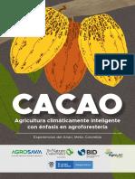 Cartilla cacao noviembre 2019