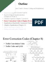 Lecture 8 Error Correcting Codes