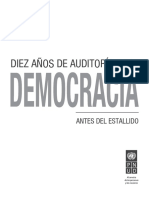 Auditoria a la Democracia (libro PDF)
