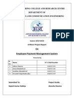 Employee Payment Management System final report for minor .docx