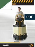 Operator's manual pc4500