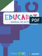 Libro de actividades Educabot