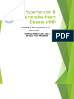 Hypertension & Hypertensive Heart Disease (HHD