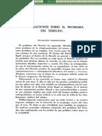 Consideraciones Sobre El Problema Del Derecho.pdf