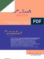 Guia explicativo sobre Dislexia