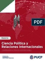 BROCHURE_MAESTRIA-CIENCIA-POLITICA-Y-RELACIONES-INTERNACIONALES-2020-I