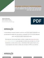 RELAÇÃO ENTRE DESIGN, SUSTENTABILIDADE E MATERIAIS