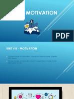 Unit8- Motivation.pptx