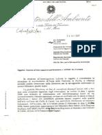 2007  25 settembre IL MINISTRO RISPONDE AD UNA INTERROGAZIONE LA STORIA DELLE AUTORIZZAZIONI PETCOKE ARPA SOPRALLUOGHI DIFFIDA RICORSO AL TAR.compressed (3)