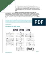 Cara Belajar Bermain Gitar.docx