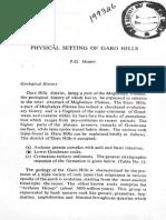 Physical setting of Garo hills (PG Momin) (1)