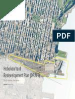 DRAFT- Jan. 2020 Hoboken Yard Redevelopment Plan Amendment