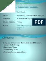 NURS310 Clinical Epidemiology_lecture 9