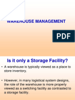 Lecture 7- WAREHOUSING MANAGEMENT.ppt
