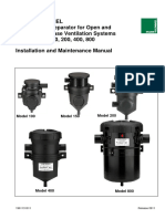 ProVent - MANN + HUMMEL  ProVent - Oil Separator for Open and Closed Crankcase Ventilation Systems