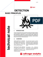 Flame Detection Basic Principles