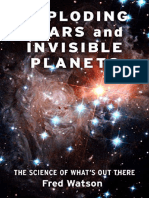 Exploding Stars and Invisible Planets The Science of Whats Out There