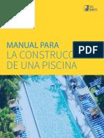 Manual de construcción de piscina