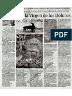 75 Años Virgen de Los Dolores