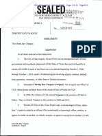 Indictment- Timothy Ray Vasquez- San Angelo Chief of Police