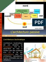 Architecture Passive