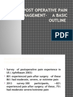 Post operative  pain   some  simple points .pptx