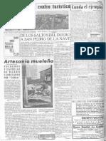 Imperio - Diario de Zamora de Falange Española de las J.O.N.S. - 1944 Mayo 12