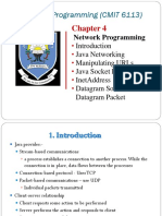 Chapter 4- Network Programming