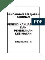Ran  Pel  Tahunan PJ-PK-T5