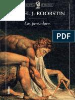 Boorstin, Daniel J. - Los Pensadores [2005]