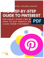 Step-by-Step guide to Pinterest