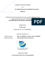 UFP of ONGC.docx