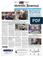 The Lakeville Journal - January 23, 2020
