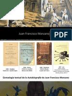 Juan Francisco Manzano-Autobiografía