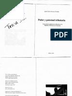 Andara Suárez - Poder y potestad tributaria