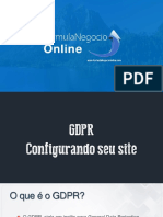 GDRP - Slides da Aula